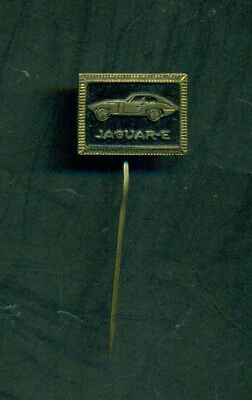 1960's Jaguar-E Stickpin