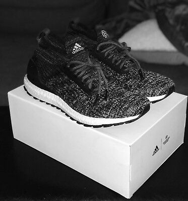 56023f6e6343d New Adidas X Reigning Champ Men s ULTRA BOOST ATR MID Oreo DB2043 ultraboost