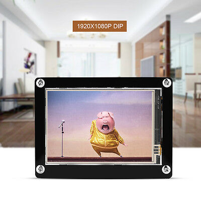 "3.5"" IPS wide viewing angle display LCD Touch Screen HDMI&Audio For Raspberry Pi"