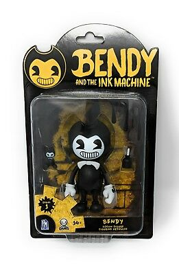 BENDY Action Figure Series 1 Bendy and the Ink Machine - Phatmojo - Meatly - New