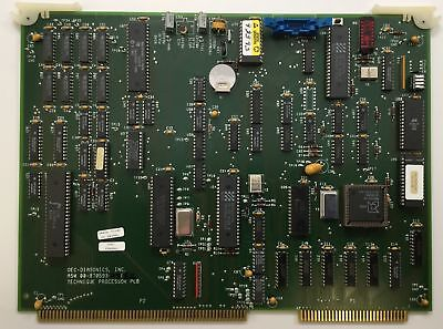 GE OEC 9400 C Arm 00-870593 Technique Processor Board PCB