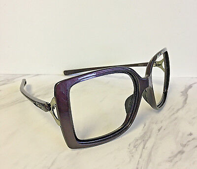 25c4f4d774 New Oakley Splash Sunglasses Oakley Raspberry Frames (Frames Only) 9258 05
