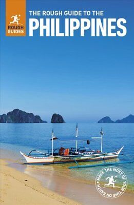 The Rough Guide to the Philippines by Rough Guides (Paperback, 2017)