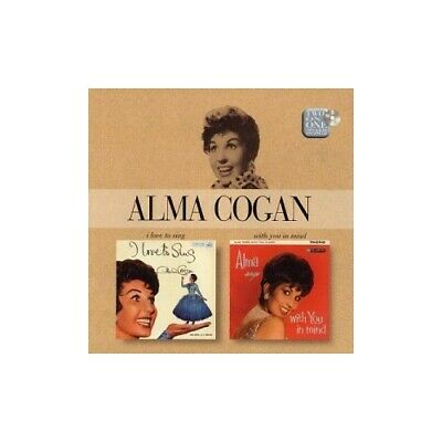 Cogan, Alma - I Love To Sing/With You In Mind - Cogan, Alma CD 2BVG The Cheap