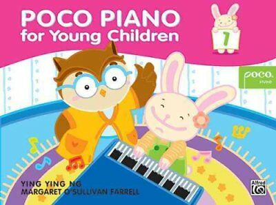 Poco Piano 1 For Young Children by Ying Ying Ng 9789834304829 (Book, 2015)