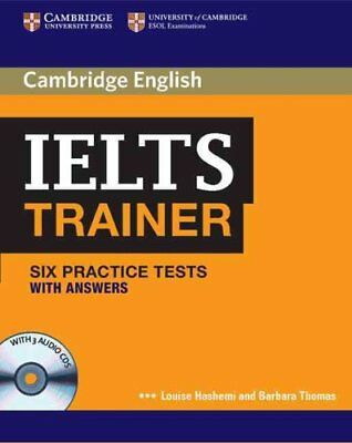 IELTS Trainer Six Practice Tests with Answers and Audio CDs (3) 9780521128209