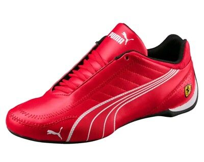 2c345b9b03f Nib Mens 11.5 Puma Ferrari Sf Future Cat Kart Red Motorsport Racing Sneaker  Shoe