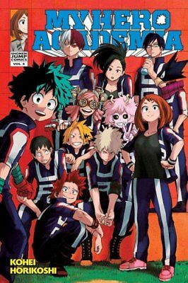 My Hero Academia, Vol. 4 by Kohei Horikoshi 9781421585116 (Paperback, 2016)