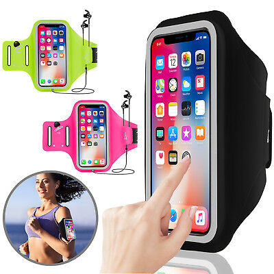Sport Armband Running Jogging Arm Band Pouch Holder Bag Case Cover For Cellphone