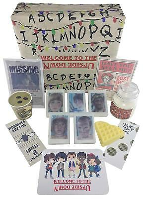 Stranger Things Limited Edition Gift Box - Upside Down - Bath Bombs - Collectors