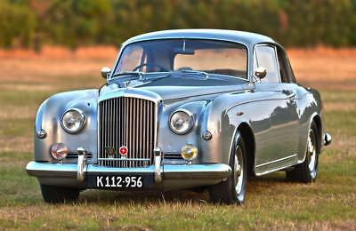 1956 Bentley S1 Continental Park Ward Coupe