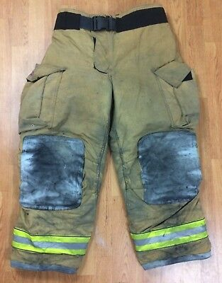 Globe Gxtreme Firefighter Bunker Turnout Pants 40 x 30  '06