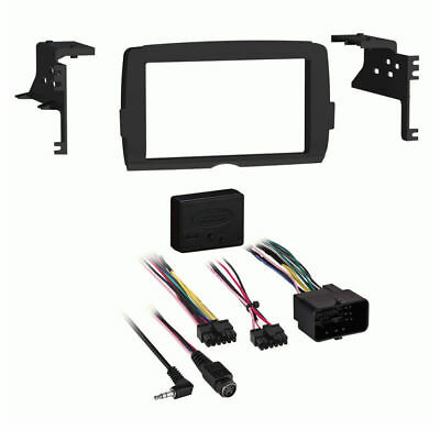 Metra 95-9700 Double DIN Dash Kit for Select 2014-Up Harley-Davidson Motorcycles