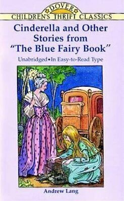 Cinderella and Other Stories from the Blue Fairy Bo... by Lang, Andrew Paperback