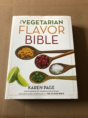 The Vegetarian Flavor Bible : The Essential Guide to Culinary Creativity with...