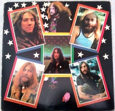 Hawkwind In Search Of Space 1972  Vinyl Lp  Play Tested