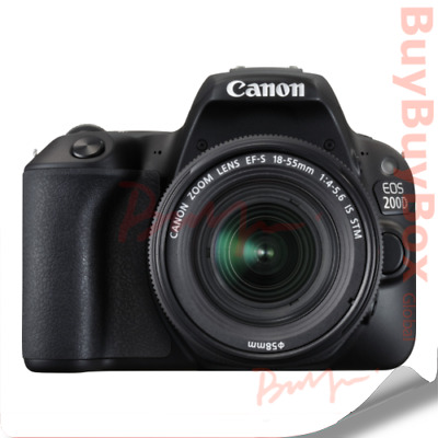 Canon EOS 200D KIT w/ EF-S 18-55mm IS STM