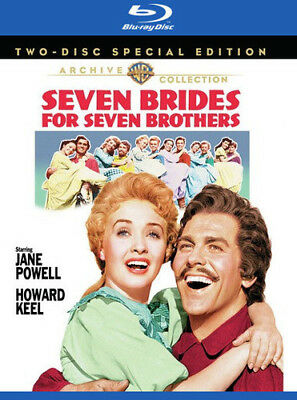 Seven Brides For Seven Brothers (1954) Blu-ray