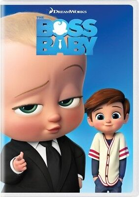 The Boss Baby [New DVD]