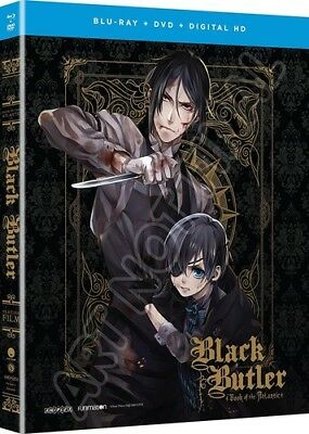 Black Butler: Book Of The Atlantic Blu-ray