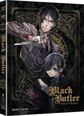 Black Butler: Book Of The Atlantic DVD