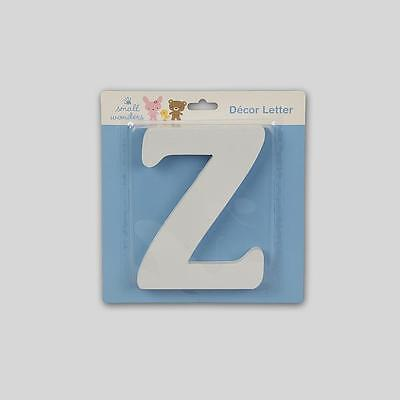 Small Wonders Wooden Letter Wall Decor,   Letter Z