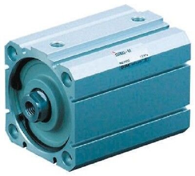 SMC CD55B32-12S Double Action Pneumatic Compact Cylinder 32mm Bore, 125mm stroke