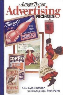 NEW - Antique Trader Advertising Price Guide
