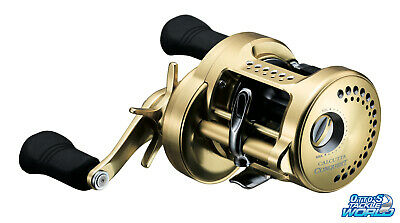 Shimano Calcutta Conquest Baitcaster Fishing Reel  BRAND NEW @ Ottos Tackle Worl