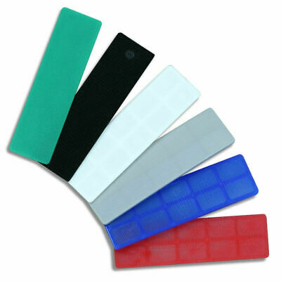 100 Mixed 100mm x 32mm Flat Packers Double Glazing Glass Packers Spacers Window