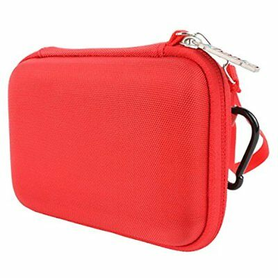 For WD 1 / 2 3 4 TB Red My Passport Portable External Hard Drive Carrying Case