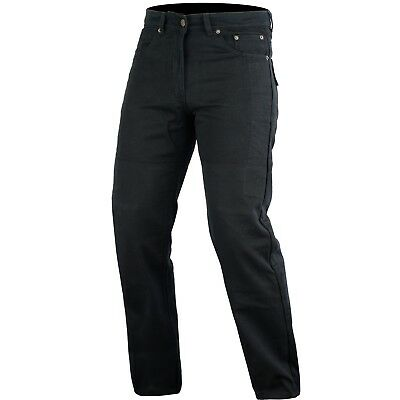 Black Tab Classic Cut 01 Motorcycle reinforced with DuPont KEVLAR Fiber Jeans