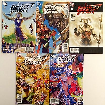 Justice Society of America #16-20 (2007) ROSS! WOW! BARGAIN! 40% OFF GUIDE PRICE
