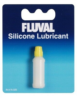Fluval  Silicone Lubricant, helps to prolong the overall life of your filter