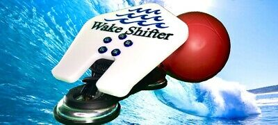 Wake Shifter Surfing (Reinforced Aluminum Suction Cups) Wake Surfing Shaper. NEW