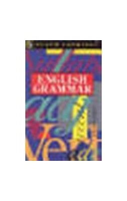 Teach Yourself English Grammar by Phythian, B.A. Hardback Book The Cheap Fast