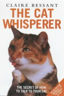 The Cat Whisperer by Bessant, Claire Paperback Book The Cheap Fast Free Post