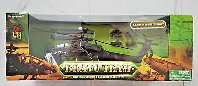 Forces Of Valor 1/48 U.s. Army Ah-64D Apache Longbow Attack Helicopter 75400 F/s