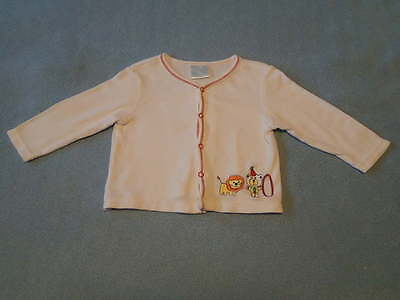 Cuddlesome Cute Little Ones Lion and Bear Jacket, Size 6-12 Months