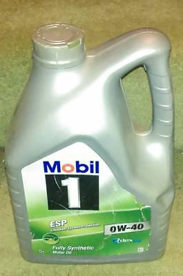 mobil 1 fs 0w 40 fully synthetic engine oil 0w40 mobil1. Black Bedroom Furniture Sets. Home Design Ideas