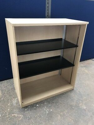 Office Bookcase With 2 Shelves
