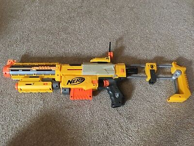Nerf N-Strike Recon Cs-6 With 6 Darts And Attachments