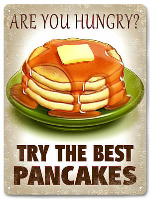 PANCAKE house breakfast metal SIGN vintage style RESTAURANT wall decor 578