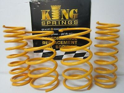Lowered Front & Rear KING Springs to suit 05-11 Ford Focus LS LT LV XR5 Models