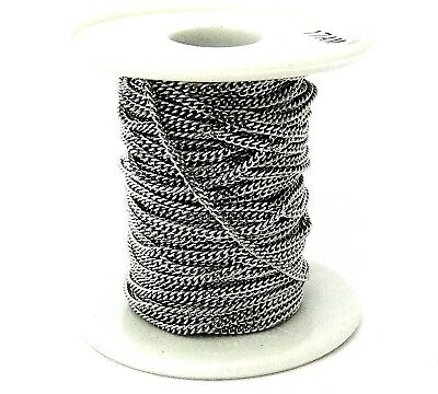 20 Meter Spool (65 Feet) Stainless Steel 304L Chain