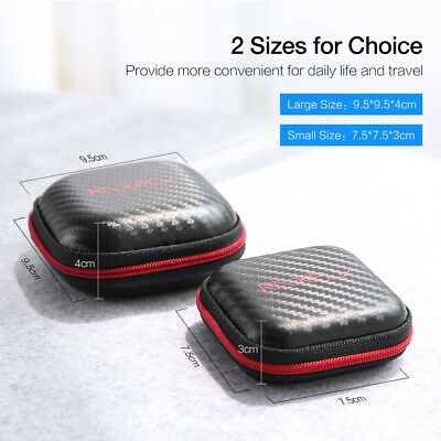 RAXFLY Earphone Case Headphone Wireless Bluetooth Earphone Bag For Iphone