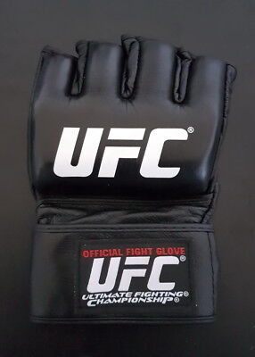 OFFICIAL UFC Fight Glove SIZE X-LARGE Ultimate Fighting Championship MMA