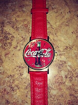 Coca Cola Watch, New