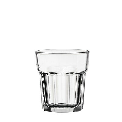 12x Glass 240ml Olympia Orleans Commercial Bar Restaurant Cafe Water Beverage