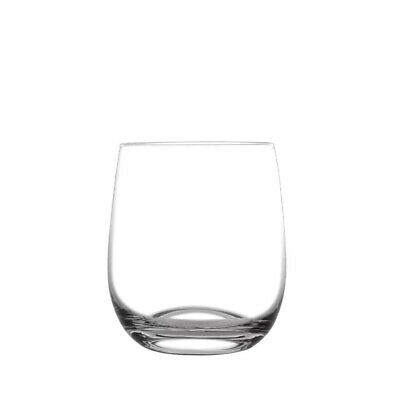 6x Glass 315ml Olympia Rounded Tumbler Commercial Bar Restaurant Cafe Spirits